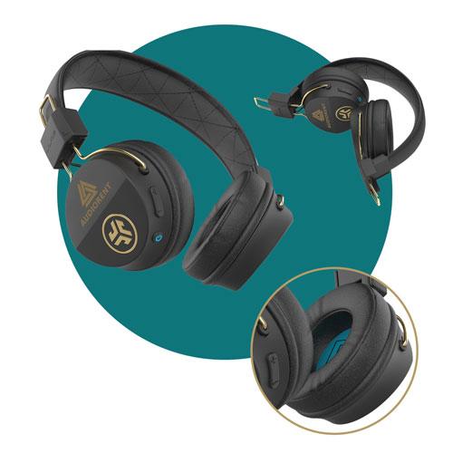 fca416311cc6df JLab® Studio Icon Wireless Headphones - All-in-One, the write choice